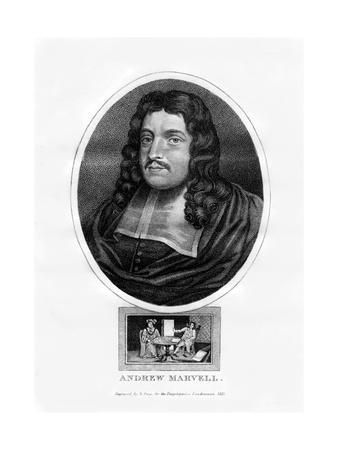 Andrew Marvell, English Metaphysical Poet