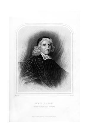 James Sharpe, Scottish Clergyman