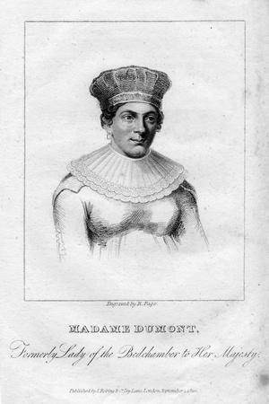 Madame Dumont,19th Century