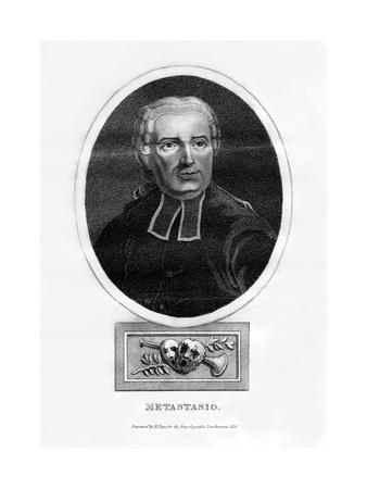 Metastasio, Italian Poet