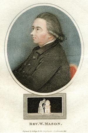 Reverend W Mason, 1815