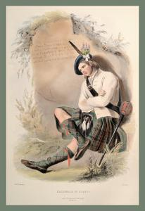 MacDonald of Glenco by R.r. Mcian