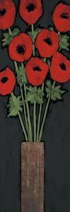 Red Hot Poppies by R^ Rafferty