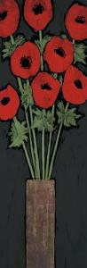 Red Hot Poppies by R. Rafferty