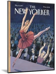 The New Yorker Cover - May 19, 1997 by R. Sikoryak