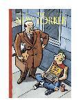 The New Yorker Cover - May 19, 1997-R. Sikoryak-Premium Giclee Print