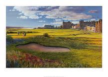 St Andrews-R. Sipos-Premium Giclee Print