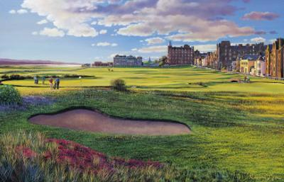 St Andrews by R^ Sipos