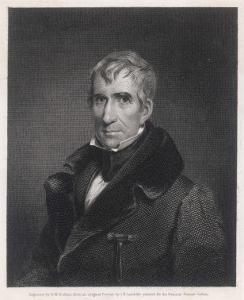 William Henry Harrison President of the United States Who Died in Office after Only One Month by R.w. Dodson