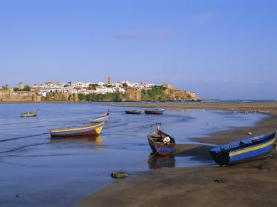 Rabat, Morocco, North Africa-Bruno Morandi-Photographic Print