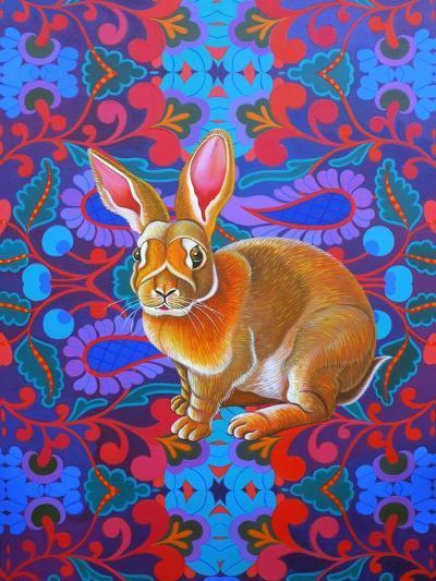 Rabbit, 2014-Jane Tattersfield-Giclee Print