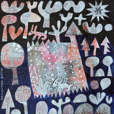 Rabbit in the Woods-Hilke Macintyre-Giclee Print