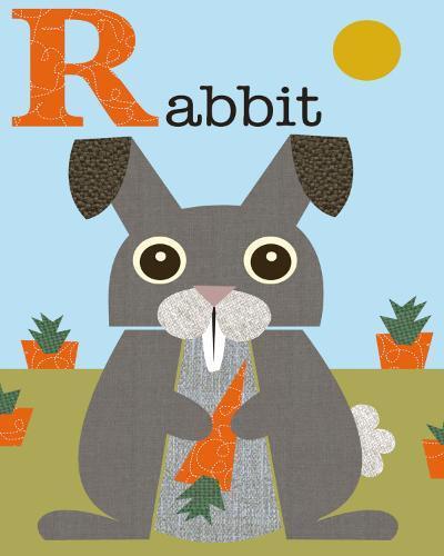 Rabbit-Jenn Ski-Art Print