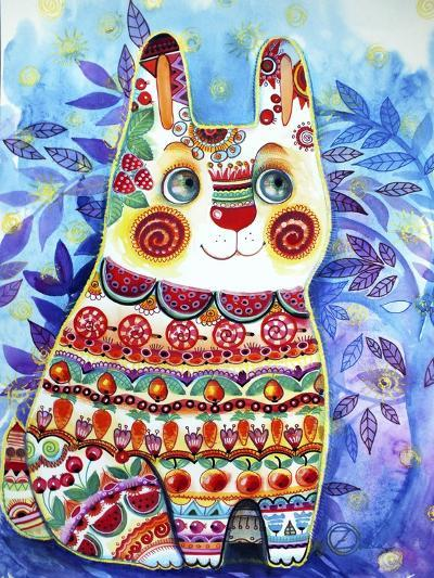 Rabbit-Oxana Zaika-Giclee Print