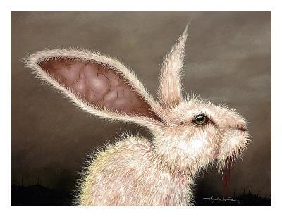 Rabid-Angelina Wrona-Art Print