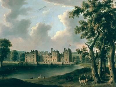 Raby Castle-James Miller-Giclee Print