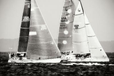 Race on the Chesapeake III-Alan Hausenflock-Photographic Print