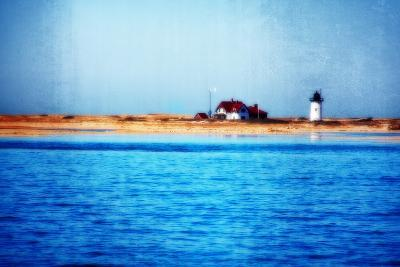 Race Point Lighthouse Provincetown MA-Jobe Waters-Giclee Print