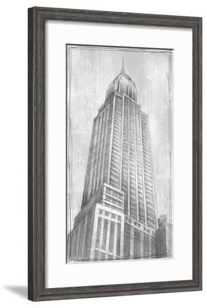 Race to the Sky I-Ethan Harper-Framed Premium Giclee Print