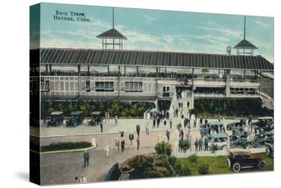Race Track, Havana, Cuba, C1950S