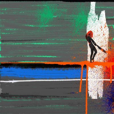Race-NaxArt-Art Print