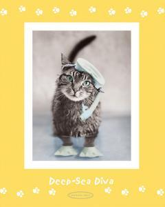 Deep-Sea Diva by Rachael Hale
