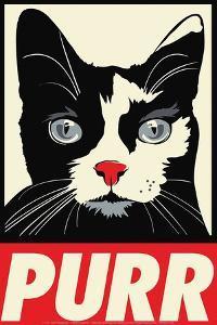 Purr Propaganda by Rachel Caldwell