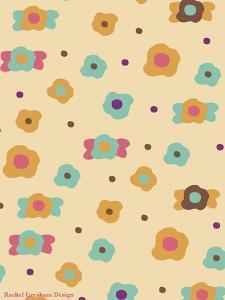 Doodle Floral by Rachel Gresham