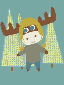 Moose by Rachel Gresham