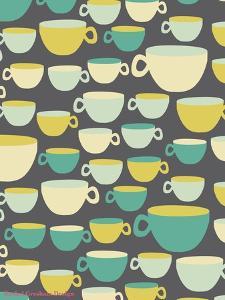 Mugs by Rachel Gresham