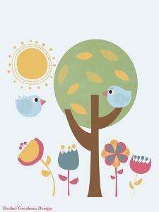 Summer Birds by Rachel Gresham