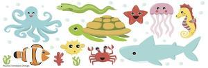 Underwater Designs by Rachel Gresham
