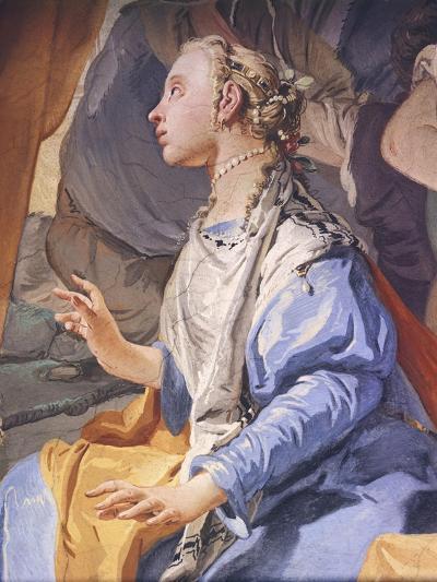 Rachel Hiding Idols-Giambattista Tiepolo-Giclee Print