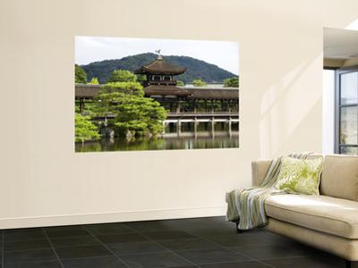 Taihei-Kaku (Hashidono) Cypress Bark-Shingled Wooden Bridge