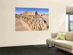 Walls of China' Sand Formations by Rachel Lewis
