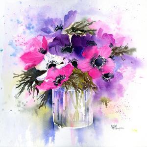 Anemone Vase by Rachel McNaughton