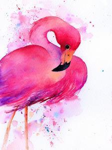 Flamingo 2 by Rachel McNaughton