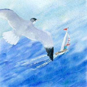 Flight And Sail by Rachel McNaughton