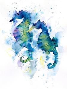 Seahorses by Rachel McNaughton