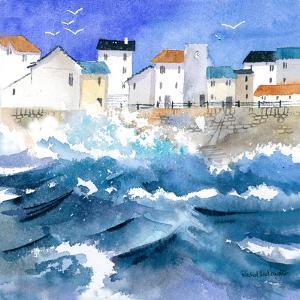 Stormy Harbour by Rachel McNaughton
