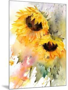 Sunflower Duo by Rachel McNaughton