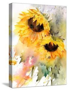 Sunflower Duo by Rachel McNaughton