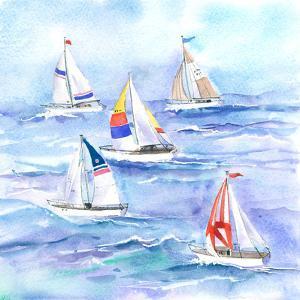 Yachts by Rachel McNaughton