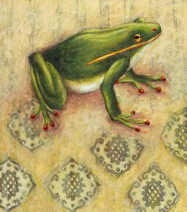 Frog 3 by Rachel Paxton
