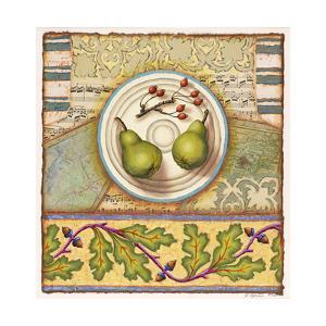 Menemsha Pears by Rachel Paxton