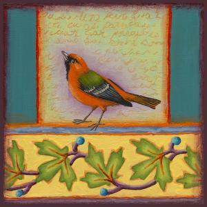 Oriole by Rachel Paxton