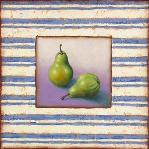 Pears and Stripes by Rachel Paxton