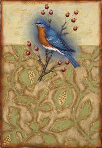 Salt Meadow Bird by Rachel Paxton