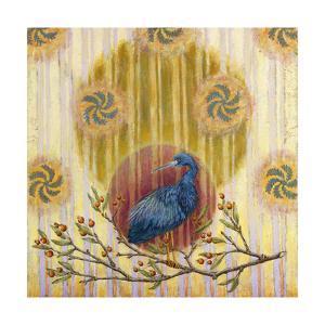 Shadbush Hollow Heron by Rachel Paxton