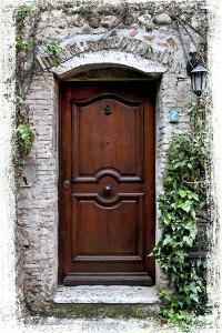 Doors of Europe II by Rachel Perry